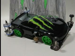 TRF Monster spacial